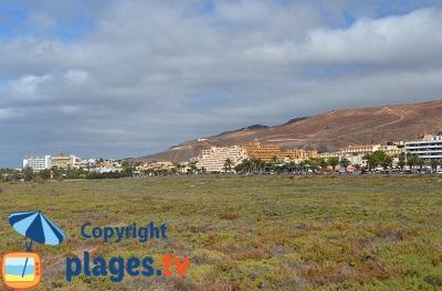 Morro Jable à Fuerteventura - Espagne