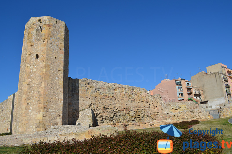 Murrailles de Tarragone