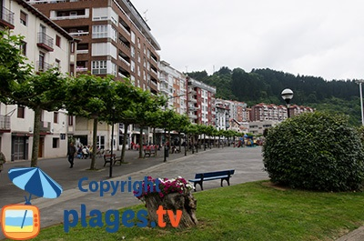 Ondarroa dans le Pays Basque
