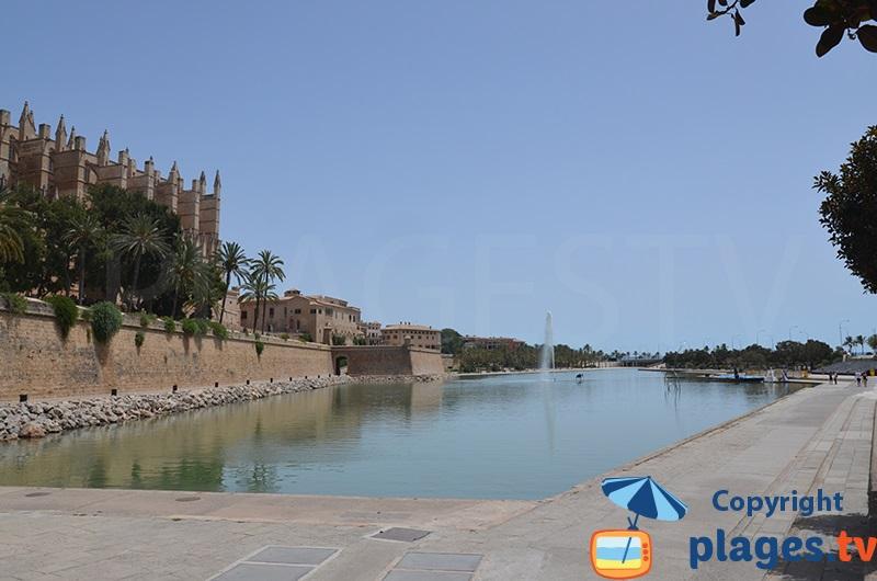 Parc de la Mer de Palma de Majorque