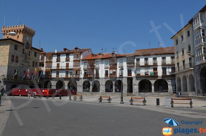 Vieille ville de Castro Urdiales