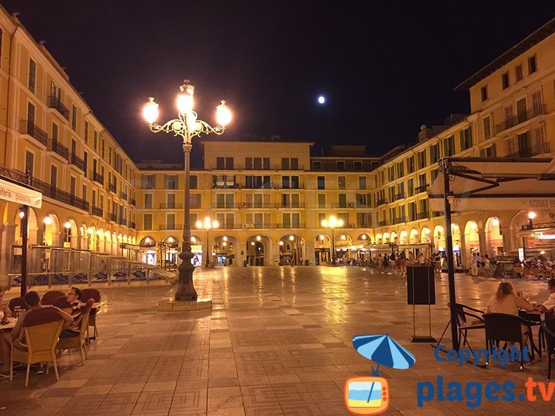 Place Major à Palma de Majorque