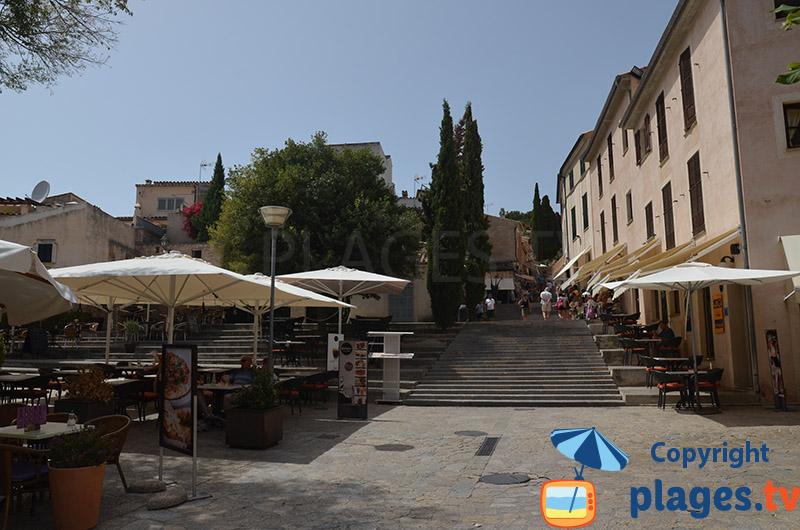 Place à Pollença - Majorque