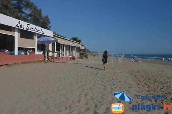 Photo de la plage Alicate à Malaga