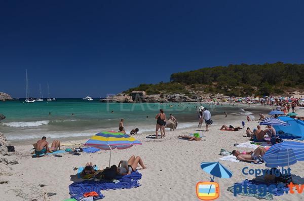 Plus belle plage à Majorque - s'Amarador