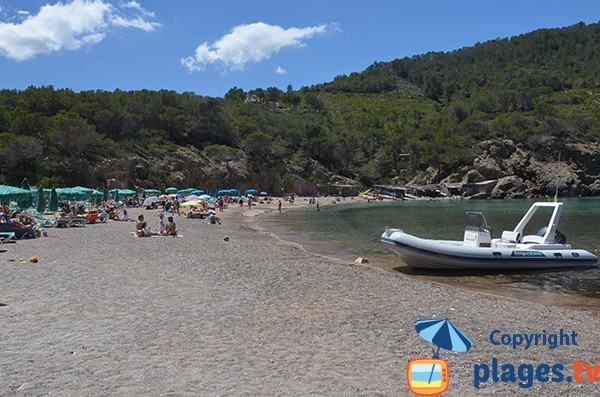 Plage à Sant Joan de Labritja - Ibiza