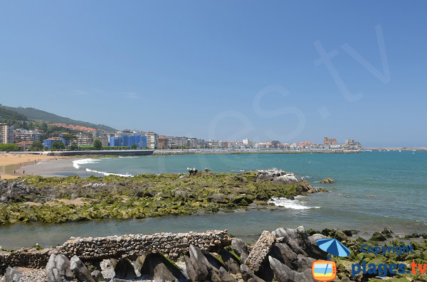 Front de mer de Castro Urdiales
