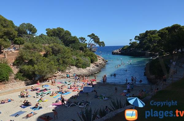 Petite crique à Cala d'Or - Iles Baléares - Majorque
