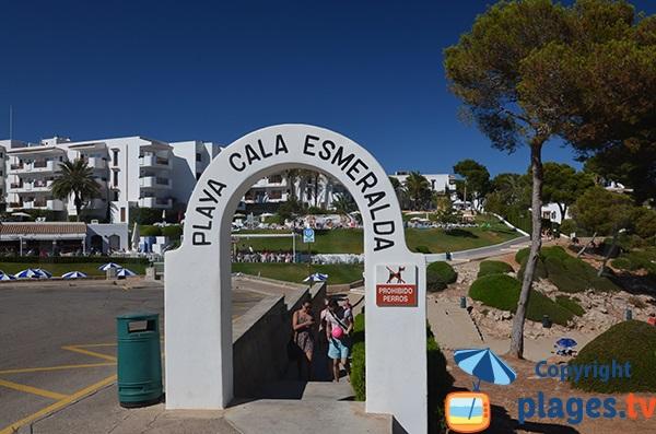 Playa Cala Esmeralda - Cala d'Or
