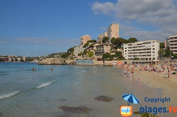 Baignade à Cala Major - Palma de Majorque