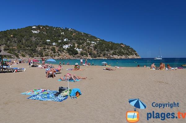 Baie de la Cala de Sant Vicent - Ibiza