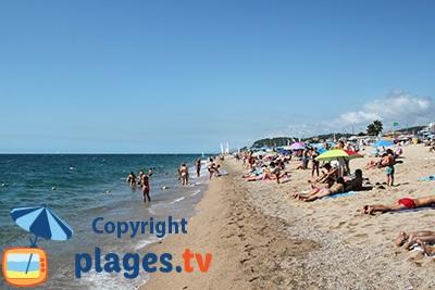 Calella et sa plage - Catalogne