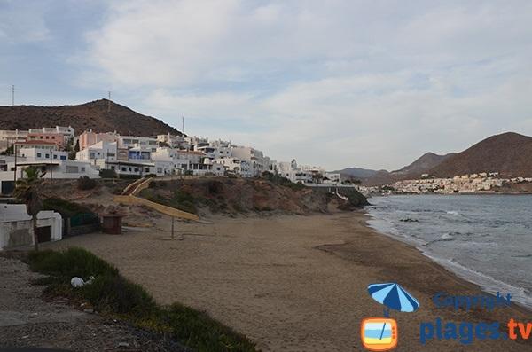 Plage de La Calilla à San Jose - Espagne - Andalousie