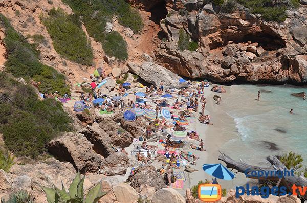 Playa de Calo del Moro - Majorque