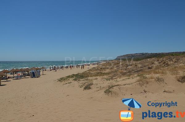 Photo de la plage de Carabassi à Elche - Espagne