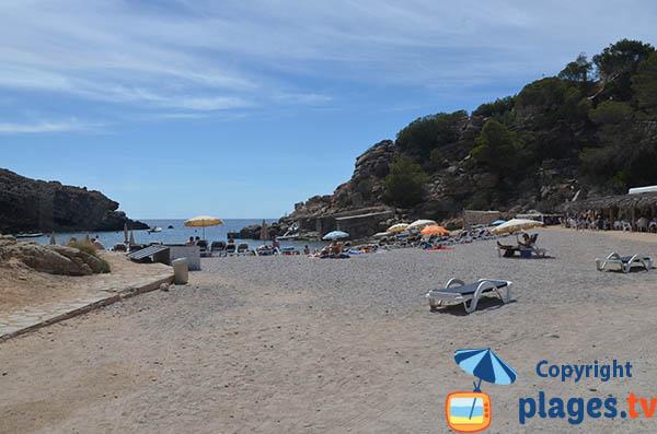 Photo de la plage Carbo à Ibiza
