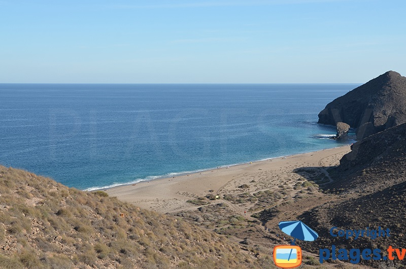 Playa Muertos - Carboneras
