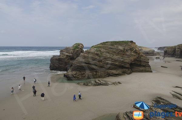 Playa de Las Catedrales - Ribadeo