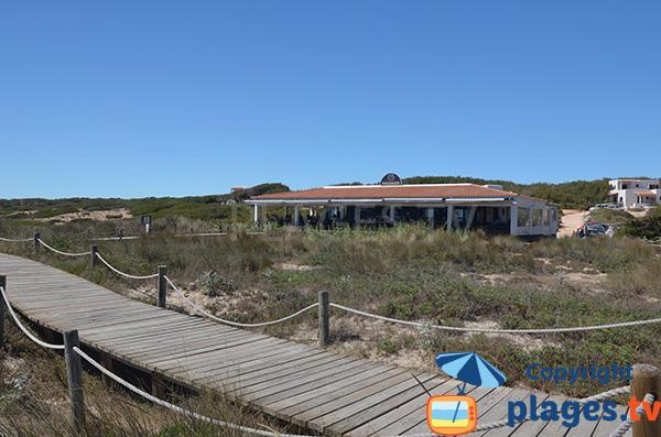 Restaurant de Vogamari - Playa Migjorn - Formentera