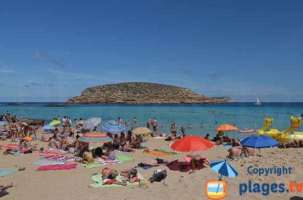 Illa des Bosc - Ibiza