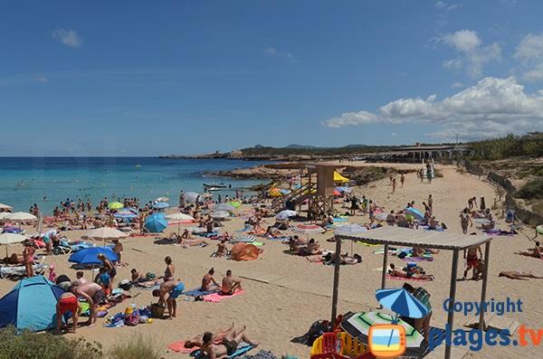 Platja Comte - Ibiza
