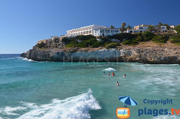 Hôtels en bord de mer à Cala Tropicana