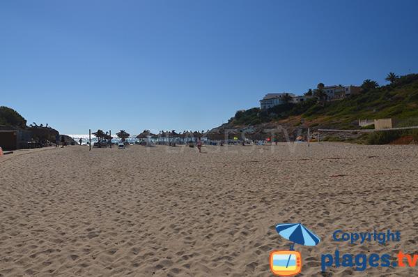 Crique profonde à Cala Tropicana - Ile de Majorque