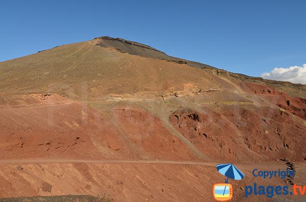 Volcans à El Golfo - Lanzarote