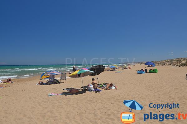 Playa El Moncaio - Guardamar