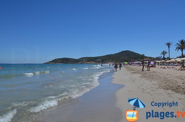 Plage la plus connue d'Ibiza
