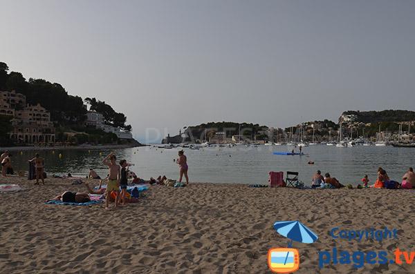 Plage d'En Repic à Port Soller - Ile de Majorque