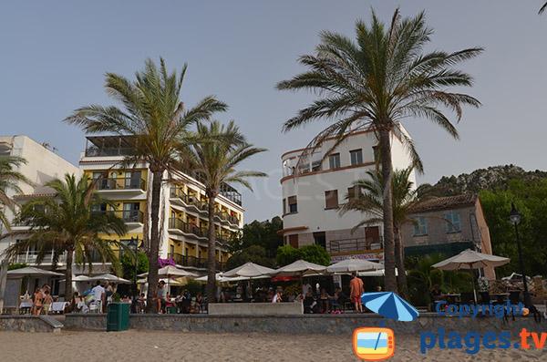 Hôtel en bord de mer de Soller - Majorque
