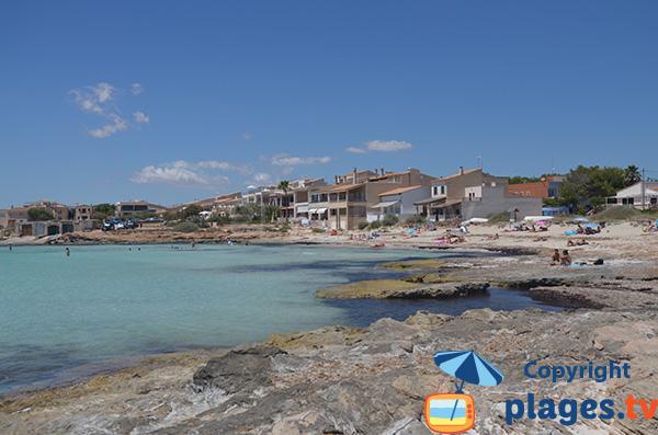 Crique à Ses Covetes - Majorque