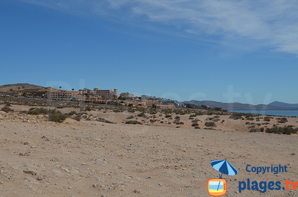 Costa Calma et le désert - Fuerteventura
