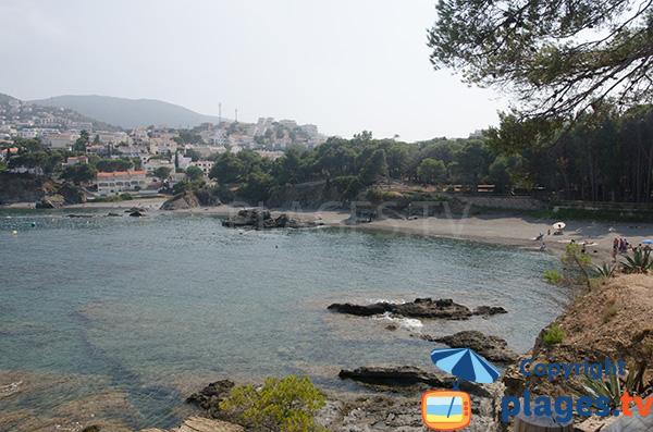 Photo des criques de Farella del Mig à Llança - Espagne