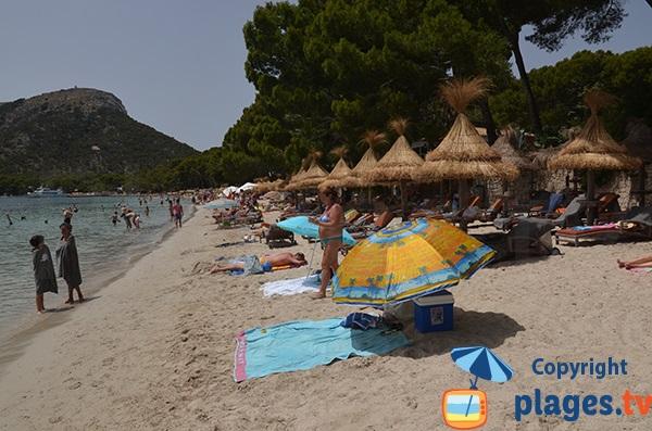Baignade à Formentor sur l'ile de Majorque - Baléares
