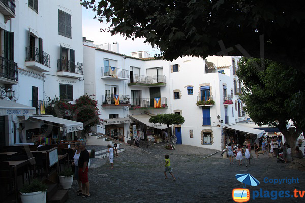 Typical place in Cadaques