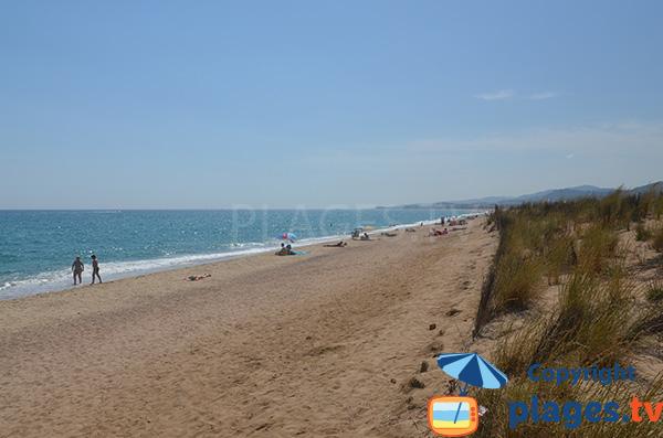 Photo de la plage de Grau Pla à Malgrat de Mar en Espagne