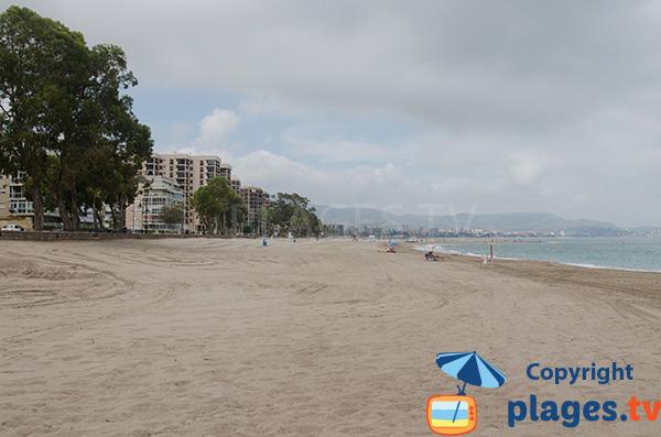 Photo de la plage Heliopolis à Benicassim - Espagne