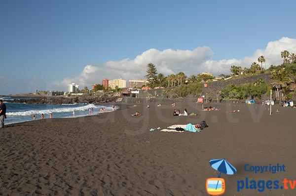 Playa Jardin - Puerto de la Cruz - Tenerife