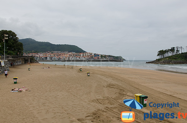 Plage de Karraspio - Lekeitio - Pays Basque