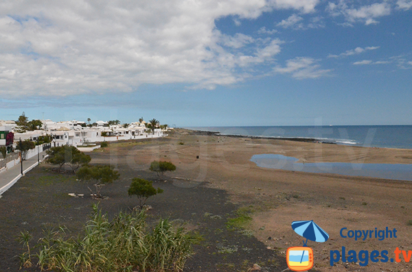 Creek of Playa-Honda - Lanzarote