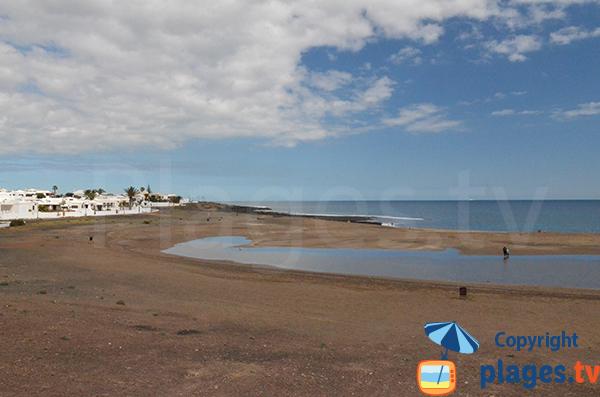 Photo of Concha beach in Playa Honda - Lanzarote