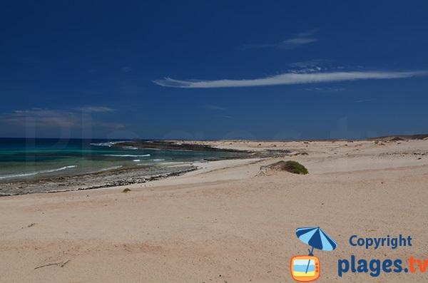 Plage de Lambra - La Graciosa - Lanzarote