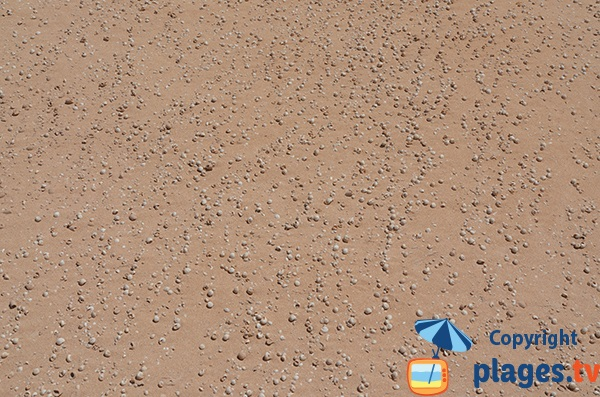 Sand of La Graciosa - Lanzarote
