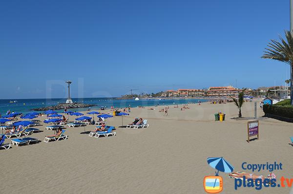 Plus belle plage de Tenerife - Iles Canarie