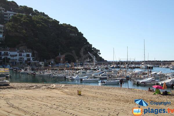 Port de Llafranc - Espagne