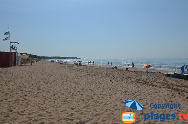 Belle plage à Tarragone - Llarga