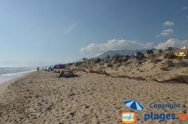 Playa de Los Monteros - Bahia de Marbella