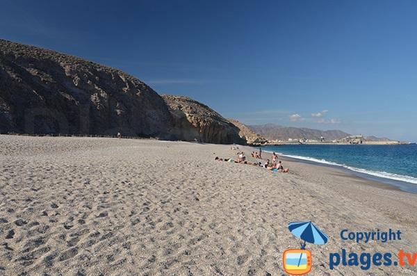 playa los muertos - Espagne